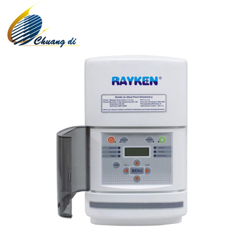 Rayken Swimming Pool Water Treatment Salt Water Pool Chlorinator - Buy  Swimming Pool Salt Chlorinator,Sea Water Chlorination,Automatic Pool ...