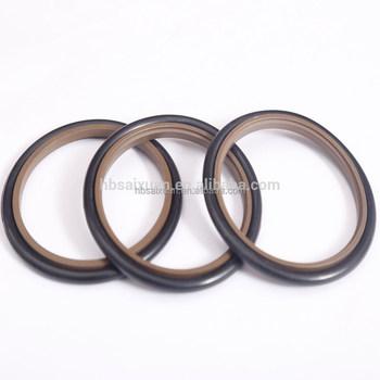 Teflon Hbts Buffer Oil Seal / Ptfe Hydraulic Seal Ring / Hbts Rod Seal -  Buy Hbts Buffer Oil Seal,Ptfe Hydraulic Seal Ring,Hbts Rod Seal Product on