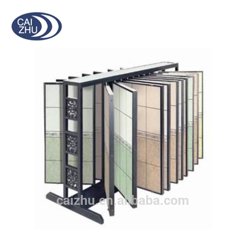 Ceramic Tile Display Rack Floor Tiles
