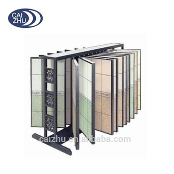 Ceramic Tile Display Rackfloor Tiles Display Rackstile Showroom