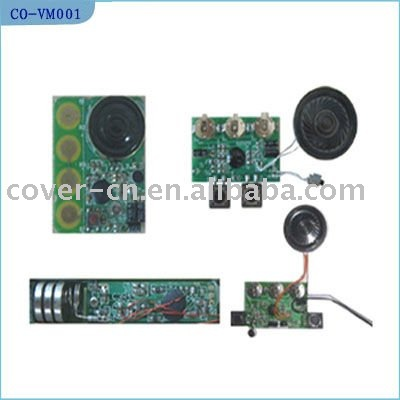 Mini Recordable OEM Voice ICs for Toys and Gifts