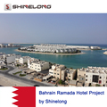 Bahrain Ramada Hotel Project by Shinelong