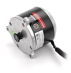 Alvey 24 Volt 900 Watt XYD-13 Electric Motor with 11 Tooth #25 Chain Sprocket