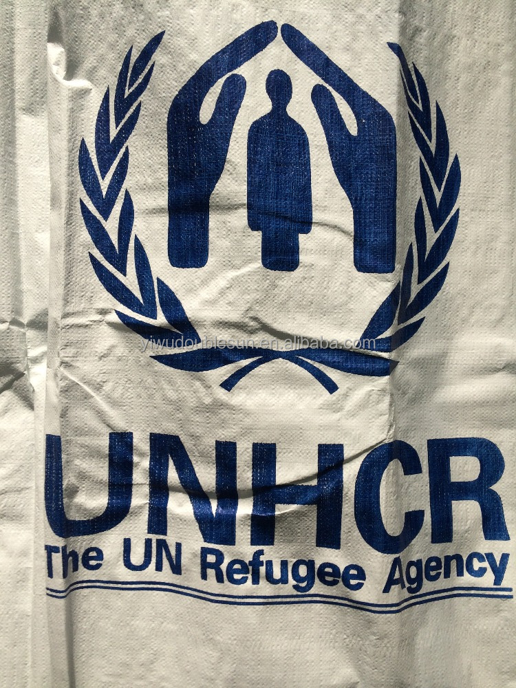 2015 the cheap colored tarpaulin tent and plastic waterproof tarpaulin sheet of UNHCR relief supplies