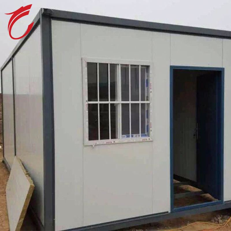 Chinese Manufacturer Durable Small Prefab Container Houses