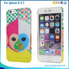 Top Selling Water Transfer Case For iPhone 6, PC Hard Case Cover For iPhone6 6s Plus