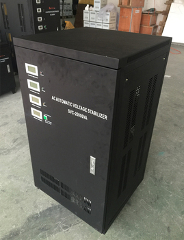 AVR three-phase 20kva voltage stabilizer