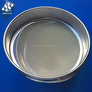 Stainless Steel Screen Mesh 10 50 70 Micron Mesh Flour Sifter Test Sieve