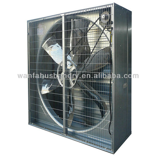 2015Exhaust fan/cooling pad/air inlet/Poultry house Equipment