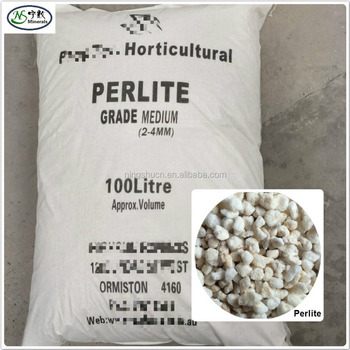 Coarse Grade 100l Package Hydroponics Grow Medium Perlite China Made