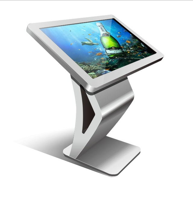 56 inch waterproof LCD touch screen information monitor information kiosk