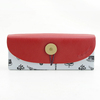 LANGUO multiple pen case, pencil box with red color for wholesale Model:LGFL-2629