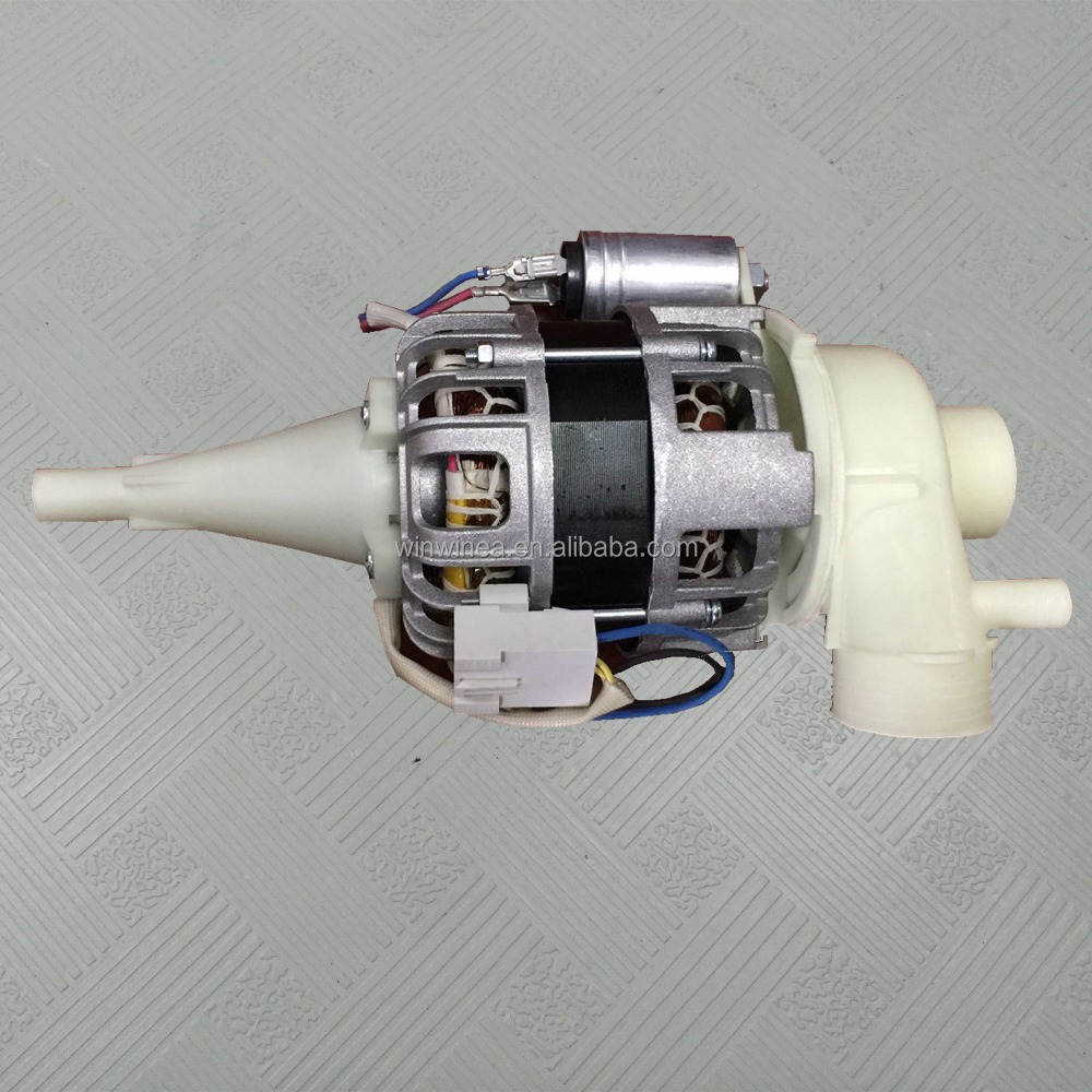 Factory price electric ac LG water pump dishwasher motor