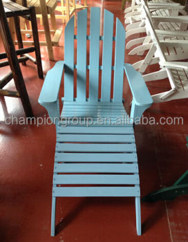 Cheap Adirondack Chair /solid Pine Wood Garden Chair