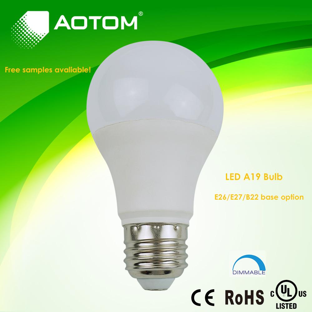 Wholesale Bright E26 E27 B22 E14 G9 led bulb night sensor 3/5/7/9 ...