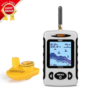 Good quality with reasonable price 8 aa battery sonar fish finder