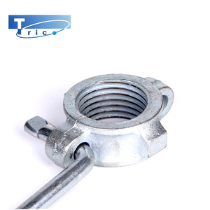 scaffolding heavy duty casting adjustable shoring prop nut