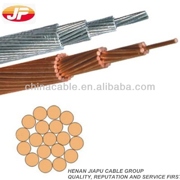 Stranded Copper Wire Bare Conductor, Stranded Copper Wire Bare ...