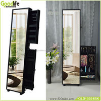 Hot sale modern bedroom furniture hanging jewelry organizer