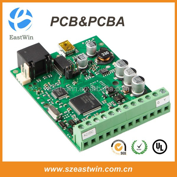 Gps Tracker Pcb Board Assembly Design Manufacturer