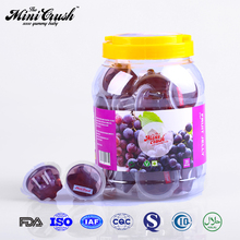 Healthy Food and beverage mini fruit jelly cup