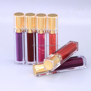 Customize your liquid lipstick waterproof long lasting lipgloss