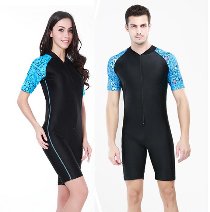 bd371b4f28959 Buy Men and Women Leotards Unitards Swimsuit One piece Uniform Professional Swimwear  Full body bodywear for Man Tights in Cheap Price on Alibaba.com