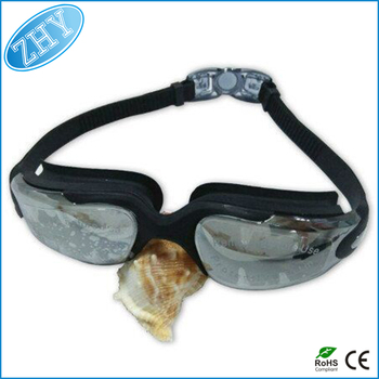 Best Selling Workable Price Waterproof Silicone Swimming Goggles