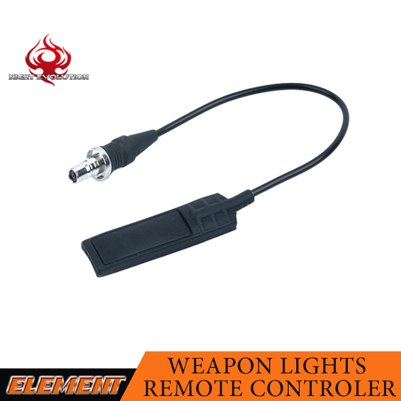 NE04022 Tactical Flashlight Weapon lights Remote Control switch tail