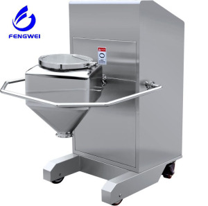 Model HSD-100 laboratory Powder Bin Mixer