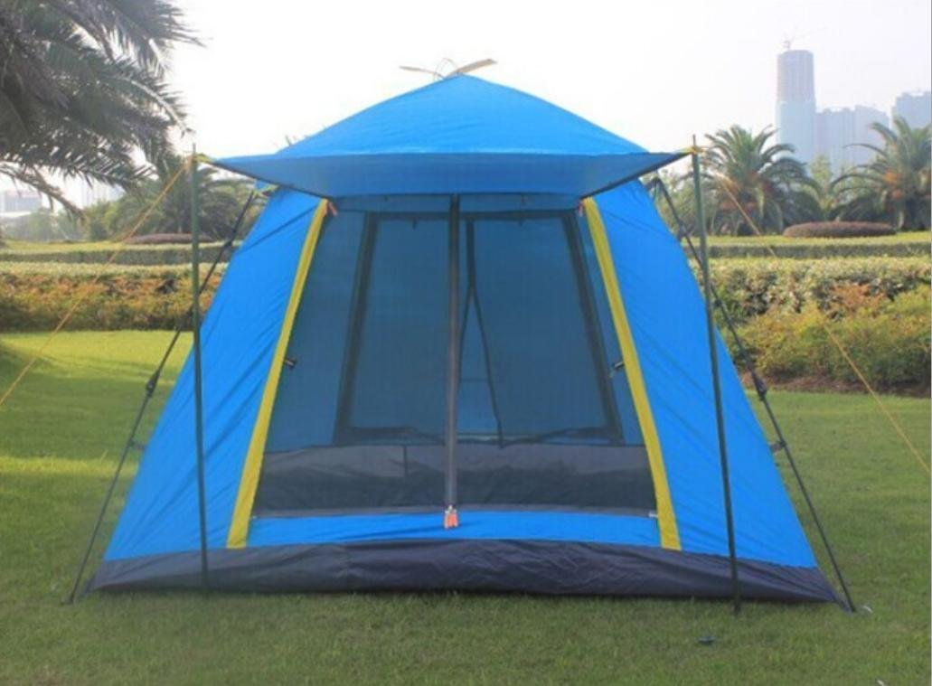 Get Quotations · C&ing Hiking Outdoor tents cycling expedition c&ing tent automatically square tent green and blue & Cheap Best Expedition Tents find Best Expedition Tents deals on ...