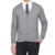 OEM Manufacturer OEM Custom sweater V Neck Button Front Long Sleeve Knitted men's woolen Men cardigan hombre