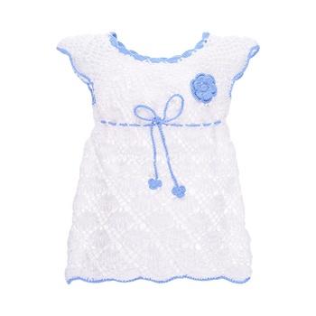 Blanc à La Main Au Crochet Sans Manches Bébé Fille Robe Bébé Robes Buy Robe Au Crochetrobe Blanche Au Crochetrobe Bébé Fille Au Crochet Product On