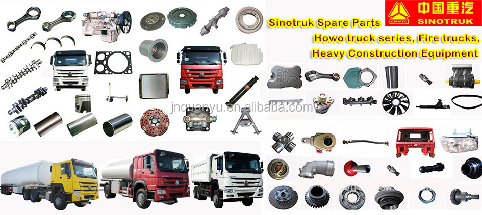 Sinotruk Howo Nockenwelle Stop Washer VG1246050039