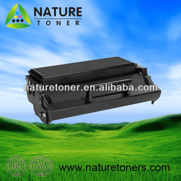 Compatible Black Printer Toner Cartridge for Lexmark E320/E322