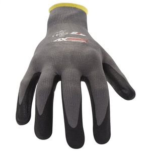 Micro Foam Nitrile Grip Work Gloves for Construction Workers