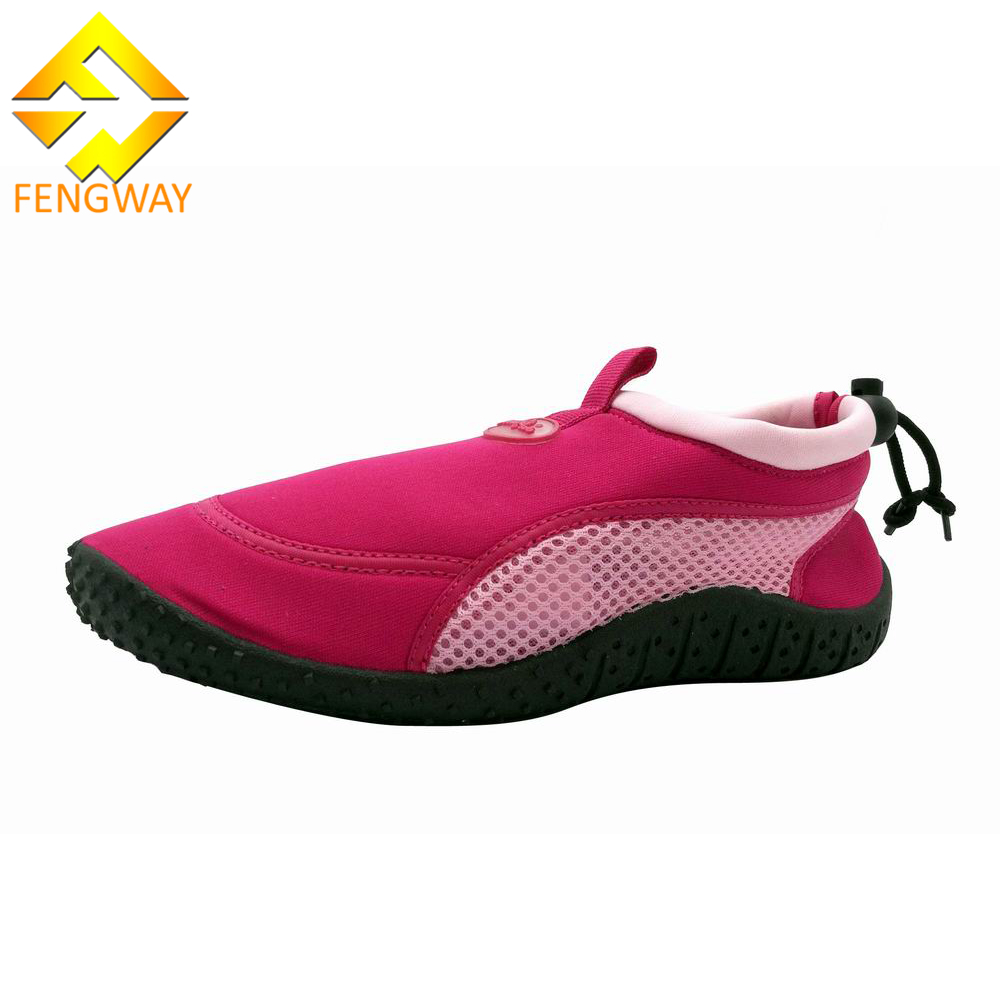 Hot sale pink skin shoes for women