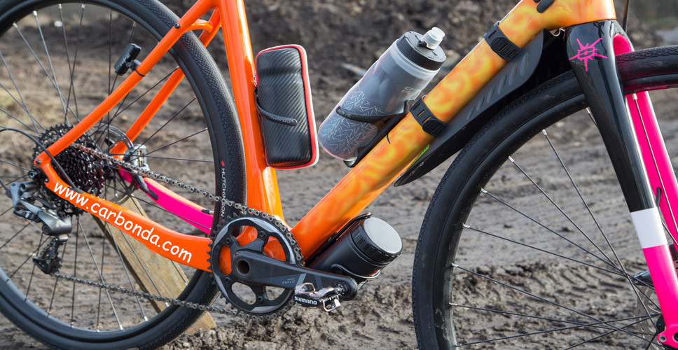 Carbonda 2018 New Product Inner Cable Bb86 Carbon Gravel