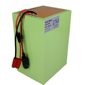 Customized Lifepo4 60v 12Ah 20Ah 30Ah 40Ah battery pack for electric motorcycle