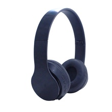 Nirkabel Bass WIFI Bluetooth Audio Headphone TV Isi Ulang Latihan Headset dengan Mikrofon untuk Call Center