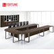 u shape conference room table stainless steel meeting table oval glass conference table
