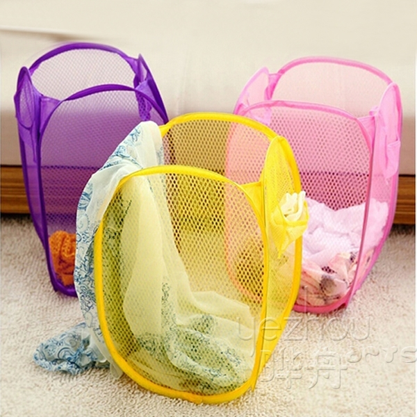 Foldable laundry basket,pop up laundry basket hamper