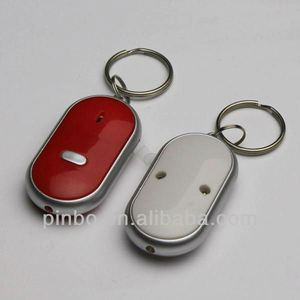 New Whistle Key Finder Keychain