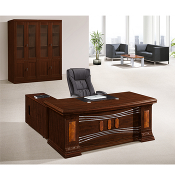High End Classic Office Furniture Table Executive Ceo
