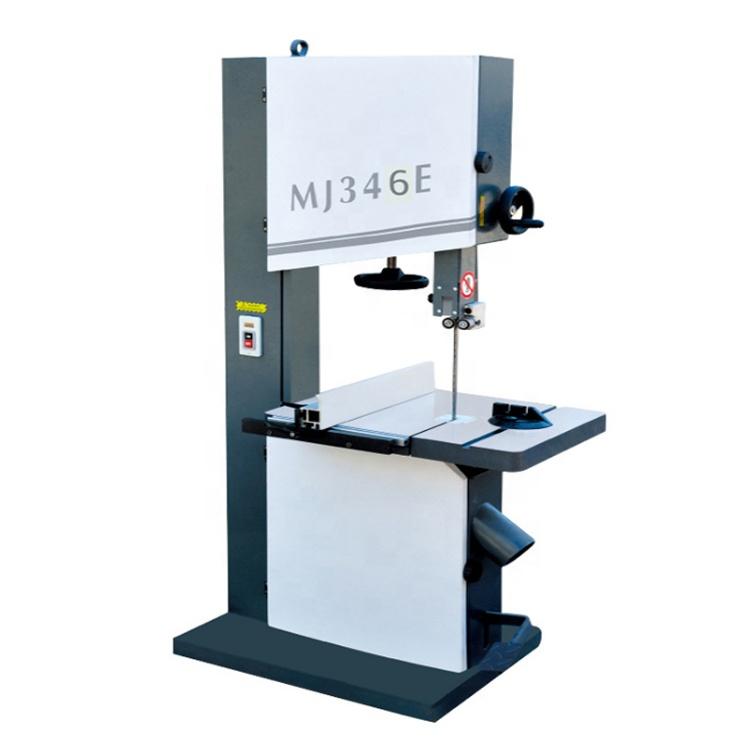 MJ346E bàn bán chạy nhất máy cưa băng cho máy làm gỗ