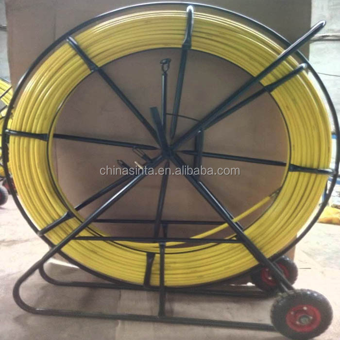 OEM Yellow Fiberglass Tracing Cable Duct Rods
