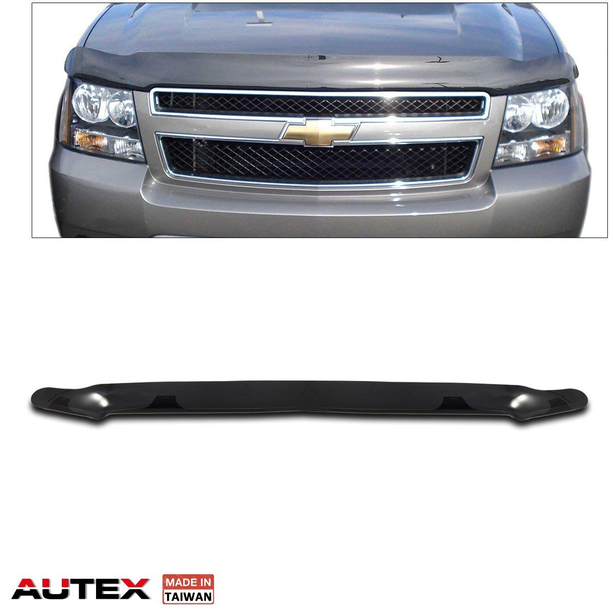 2007-2014 Chevrolet Tahoe Suburban Avalanche Front Bumper Lower Deflector
