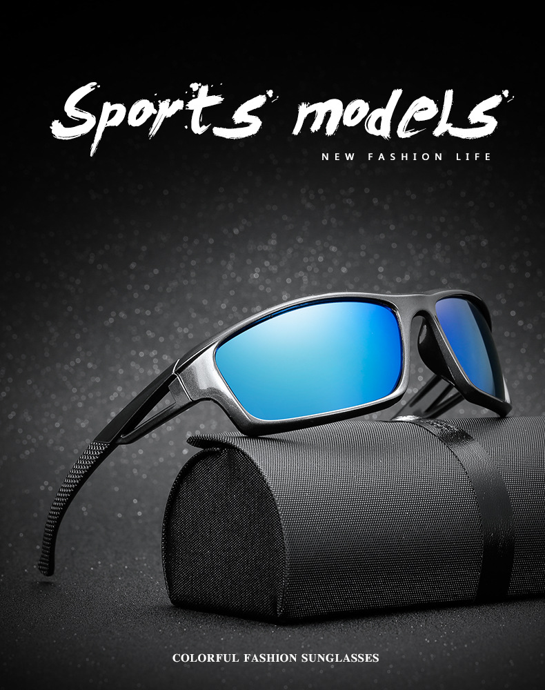 Polarized Cycling Glasses Photochromic Bike Glasses Outdoor Sport Bicycle Sunglasses Goggles Eyewear New sports men's polarized