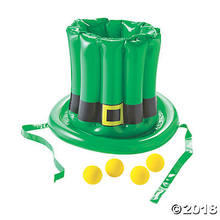 custom PVC inflatable hat toys for kids