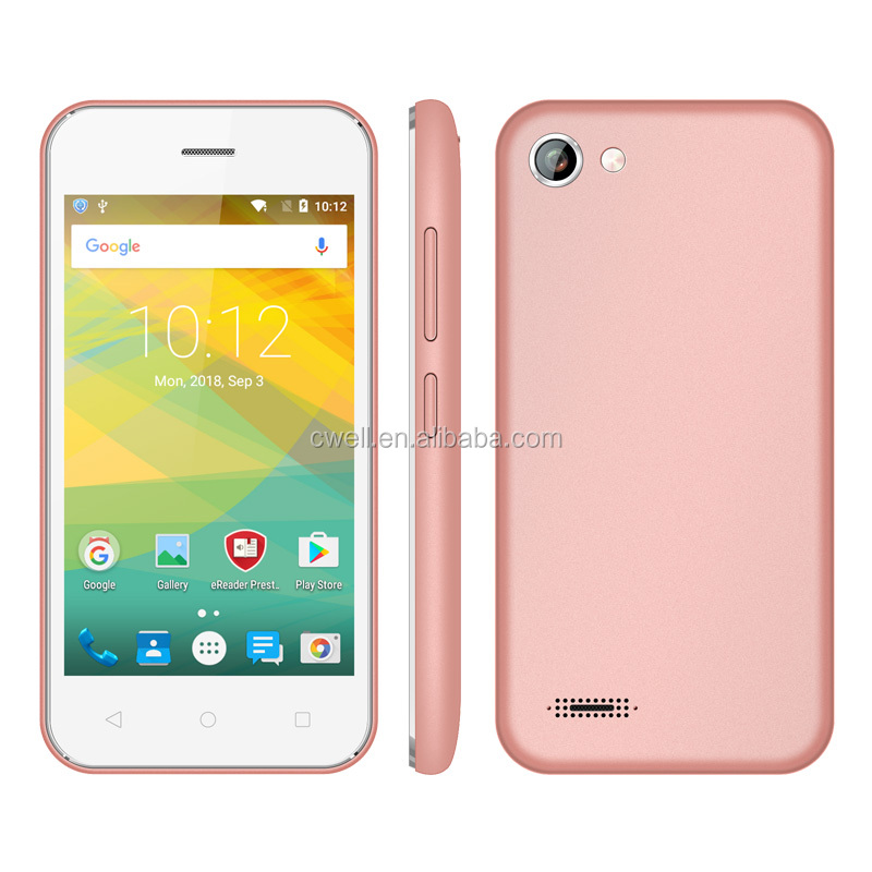4.0 Inch Touch Screen IPS 3GWCDMA Techno Phone Custom Android Mobile Phone